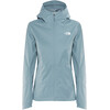 The North Face Tanken Zip In Jas Dames blauw